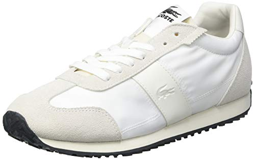 Lacoste Sport Herren Court PACE 0721 1 SMA Sneaker, Off Wht/Off Wht, 44 EU