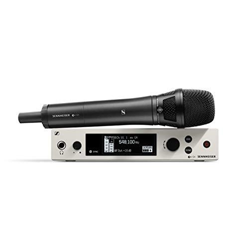 Sennheiser Ew 500 handheld wireless w/ Neumann KK205 Capsule GW1 (558-608Mhz)