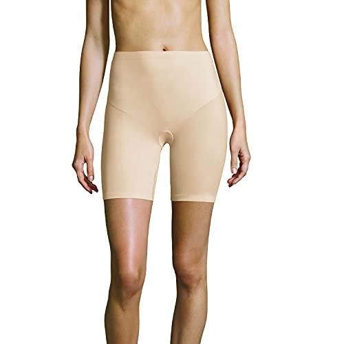 Maidenform womens Cover Your Bases Smoothing Shapewear Short Dm0035 Slip, Beige, X-Large US