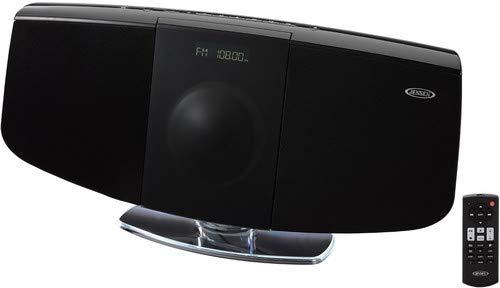 Jensen Jbs-350 Wall Mountable Bluetooth Music Syst