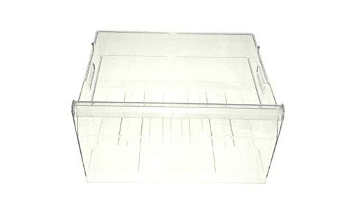 Cassetto centrale traslucido per frigorifero Whirlpool – 481010554159
