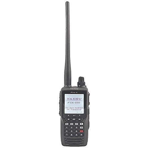 Yaesu FTA550 Handheld VHF Transceiver. Buy it now for 218.98