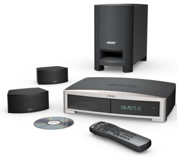 Bose(R) 321 GS Series II DVD Home Entertainment System - Graphite