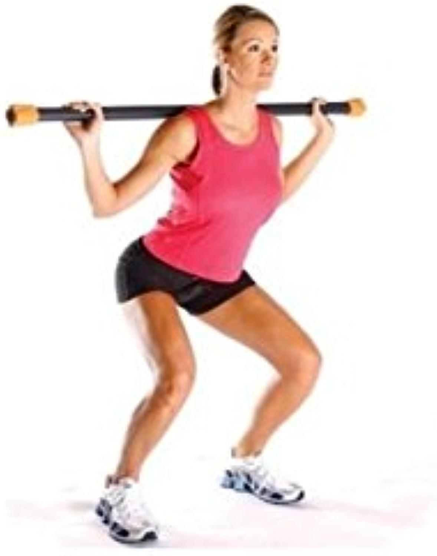 LufraFIT - Auktions Gewicht 10kg BAR aerobe Fitness Gleichgewicht Ganzkrpertraining