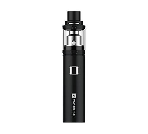 Vaporesso Veco One Starter Kit, no contiene nicotina, Negro