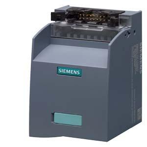 Siemens–Turbojet TP38Kanal Modul für Rauchmelder 2x 10mit LED 16polig