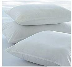 """45 x 45 cm, 18"""" x 18"""" Polyester Hollowfibre Cushion Inners/ Pads Value Pack of 4 : Made in the UK by Sleep&Smile"""