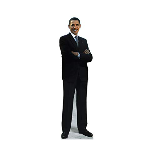 Advanced Graphics President Barack Obama Life Size Cardboard Cutout Standup