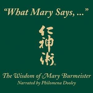 What Mary Says-Jin Shin Jyutsu