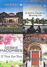 Macomber's 4-book NEW BEGINNINGS Series -- Last One Home / A Girl's Guide to Moving On / If Not For You / Any Dream Will Do