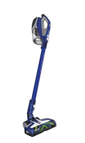 Dirt Devil Reach Max Plus Cordless Stick Vacuum Cleaner, Lightweight and Bagless, BD22510BL, Blue