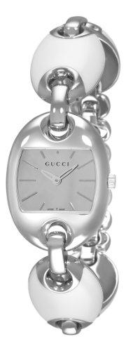 Gucci Quarzuhr RH5102AND 48 mm silberfarben