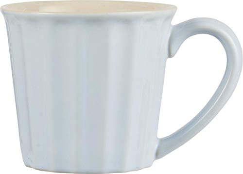 IB Laursen - Tasse, Becher Mynte Stillwater - hellblau - Steingut - B9 x H8 x L12,5cm