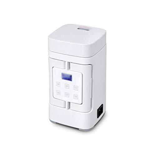 XJJZS Caldera eléctrica térmica Salud Preservar Botella Pot Agua Caliente Calefacción Mini Caldera Viaje Guiso de Olla de cocción Lenta Tetera Taza