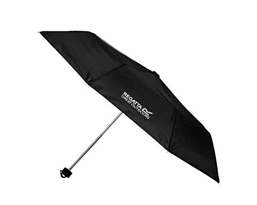 Regatta Umbrella with Carry Bag Black