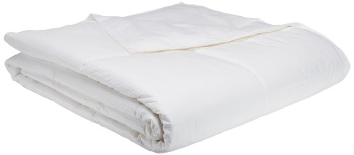 Cottonpure 400 Thread Count All Cotton Comforter, Twin