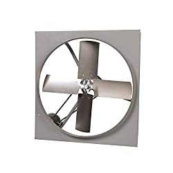 in budget affordable TPI Corporation Commercial Exhaust Fan CE-30B, Single Phase, Diameter 30 Inch, 120V.