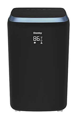 Danby Portable Air Conditioner 14,000 BTU Black