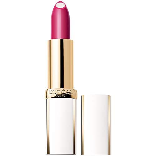 L'Oreal Paris Age Perfect Luminous Hydrating Lipstick, Splendid Plum, 0.13 Ounce