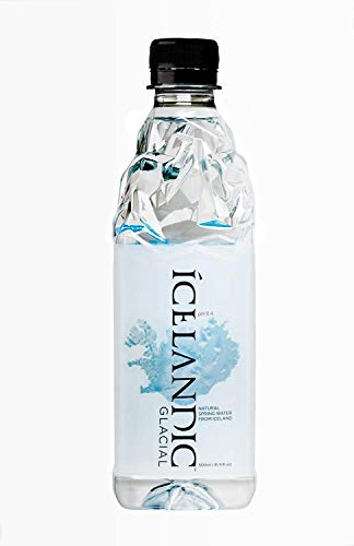 Icelandic Glacial Natural Spring Alkaline Water - Key Features