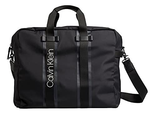 Calvin Klein Clash SQ Weekender Black