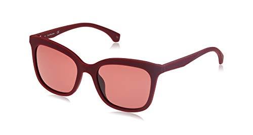 Calvin Klein 205W39nyc CKJ819S 627 54 Gafas de sol, Soft Touch Berry, Mujer