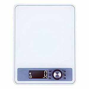 Touch Screen Digital Kitchen Scale