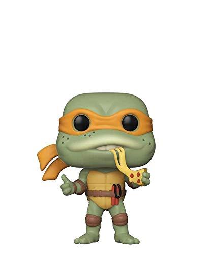 Popsplanet Funko Pop! Retro Toys - Teenage Mutant Ninja Turtles - Michelangelo (Retro) #18