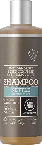 Urtekram Brennessel Shampoo Bio-, Anti-Schuppen, 250ml