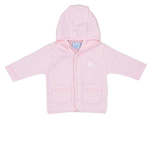 Feetje Feetje Unisex - Baby-Jacke mit Kapuze 518.071 Offwhite (600) Gr.74, Farbe:rosa 192, Größe:74