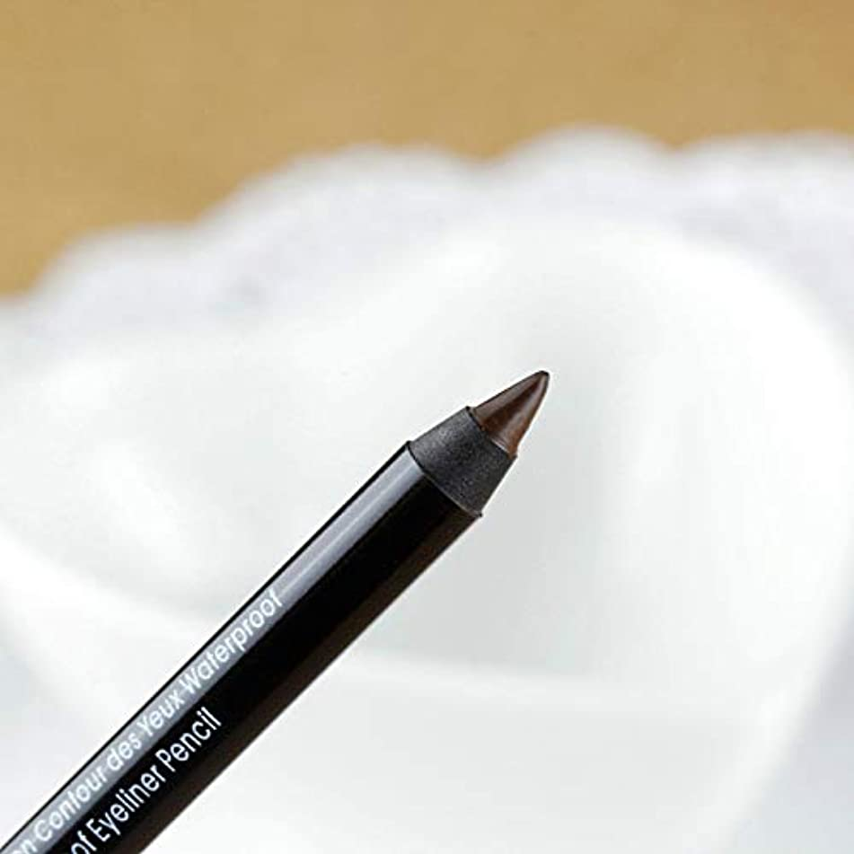 Long Lasting Waterproof Makeup Eyeliner Pencils Easy To Wear Fast Dry Brown Black Gel Eye Liner Pen Cosmetics Tools