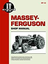 Massey Ferguson 245 Tractor Service Manual (IT Shop)