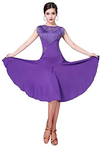 ZX Vestidos de baile de salón para...