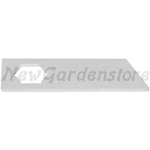 Kit Ersatz Klingen für Vertikutierer gutbrod MTD 781–04016b 781–04016A