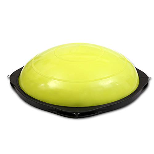 Purchase Lana Yoga Ball, Bola Pilates Balance Hemisphere Gym Exercise Weight Loss Explosion-Proof 2 ...