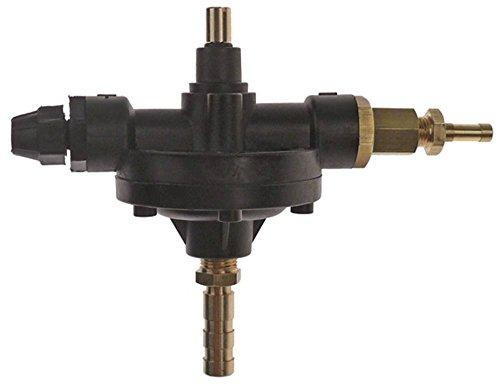 Sammic Dosificador para lavavajillas SL-290B, SL-550BP, SL-550B, SL-350B para abrillantador de 5,5 mm cerrado PVC