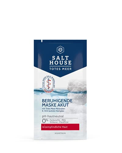 Salthouse Totes Meer Therapie Beruhigende Maske 2x7ml