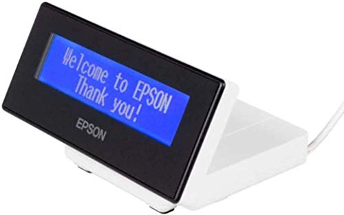Epson DM-D30 – Kunden-Display (8 x 16 dot, USB 2.0, 128 x 43 mm)