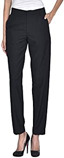 American-Elm Women's Slim Fit Formal Trousers