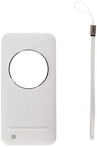 ASUS ZX551ML Custodia in Pelle per Zenfone Bianco