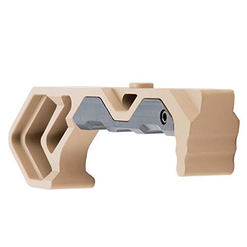 Aluminum, ML0K Hand Assist, Fasion Ergonomic Design, Outdoor Sports Accessories, Dark Earth