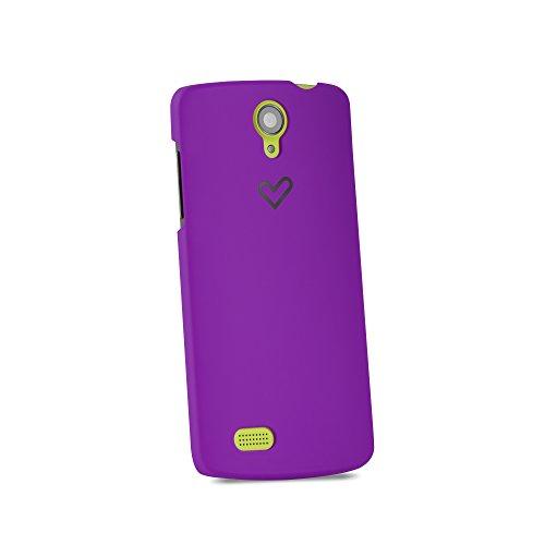 Energy Phone Hülle Max Violet (Smartphone Schutzhülle exklusives Phone Max)