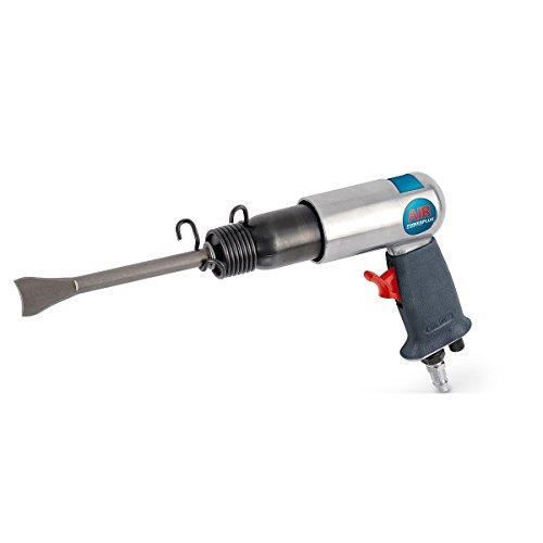 Druckluft-Hammer-Meißel im Koffer - POW AIR0019