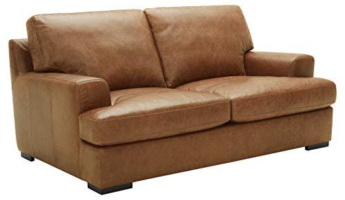 TITLE_Amazon Brand - Stone & Beam Lauren Leather Sofa