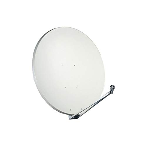Antenne Gibertini 125 cm Alu Hellgrau
