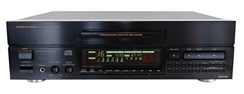 Onkyo DX-6750 CD Spieler in schwarz