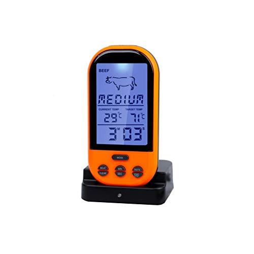 Nowear Drahtlose Fernbedienung Grill Thermometer im Freien beweglichen Grill elektronische Thermometer