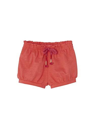 Vertbaudet Jersey-Shorts für Baby Mädchen erdbeer 80