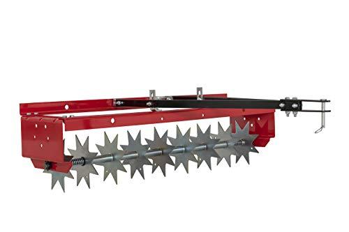 Craftsman CMXGZBF7124336 36-Inch Tow Spike Aerator, Red