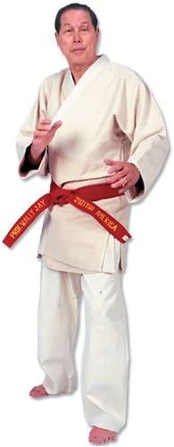 Hayashi Max Sales 62% OFF Unbleached Single Weave Judo Jujitsu Gi Uniform